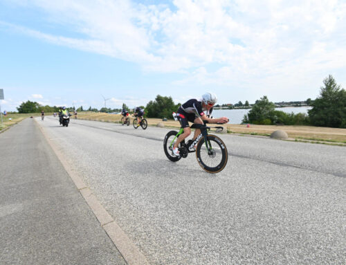 Erfolg am Ironman Hamburg
