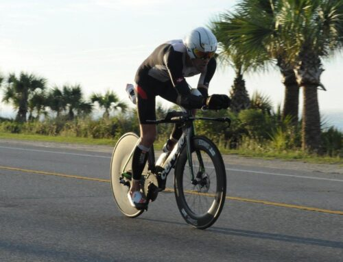 Gute Leistung am Ironman Florida